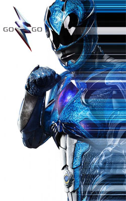 Power Rangers Blue Ranger Mobile Wallpaper Preview