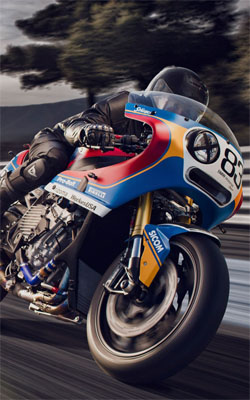 Praem BMW S1000RR Mobile Wallpaper Preview