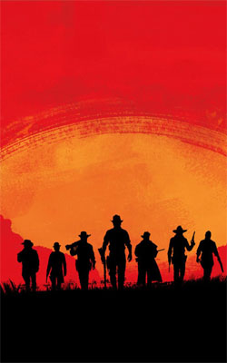 Red Dead Redemption 2 Mobile Wallpaper Preview