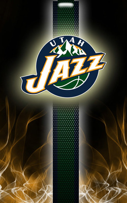 Utah Jazz Mobile Wallpaper Preview