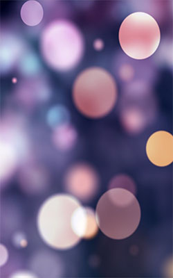 Bokeh Abstract Mobile Wallpaper Preview