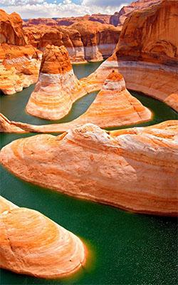 Glen Canyon Utah Arizona Mobile Wallpaper Preview