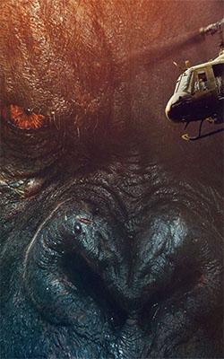 Kong Skull Island 2017 Mobile Wallpaper Preview