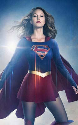 Supergirl 2016 Mobile Wallpaper Preview