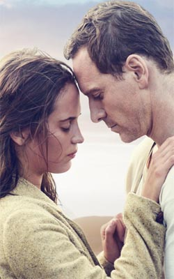 The Light Between Oceans Mobile Wallpaper Preview
