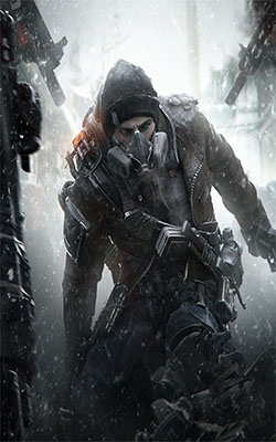 Tom Clancys The Division Survival Mobile Wallpaper Preview