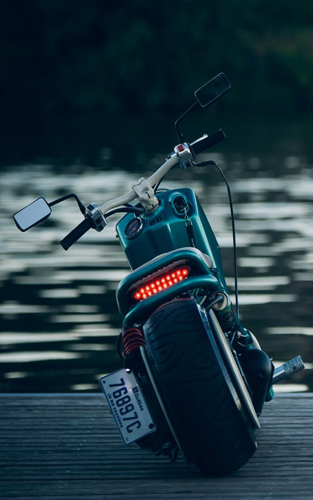 Super Bike At River Side Download Free Hd Mobile Wallpapers