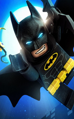 The Lego Batman Movie Mobile Wallpaper Preview