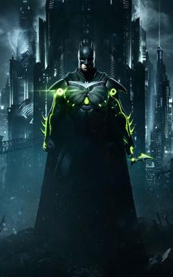 Batman Injustice 2 Mobile Wallpaper Preview