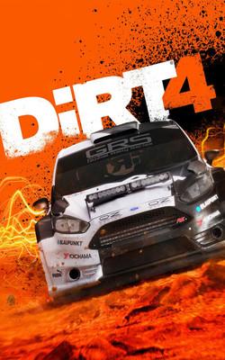 Dirt 4 Game 2017 Mobile Wallpaper Preview
