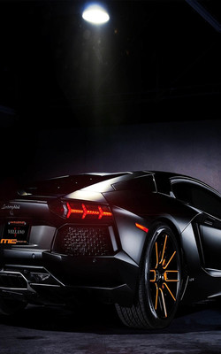 Lamborghini Black Shine Download Free Hd Mobile Wallpapers