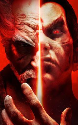 Tekken 7 Game 2017 Mobile Wallpaper Preview