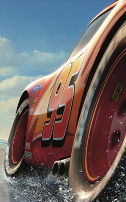 Cars 3 Mobile Wallpaper Preview