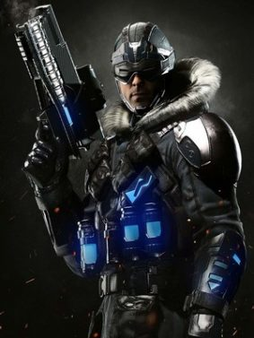 Captain Cold In Injustice 2 HD Mobile Wallpaper Preview