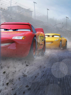 Cars 3 HD Mobile Wallpaper Preview