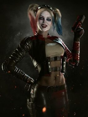Harley Quinn In Injustice 2 HD Mobile Wallpaper Preview