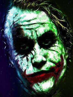Joker Fan Art HD Mobile Wallpaper Preview
