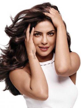 Priyanka Chopra In White Dress HD Mobile Wallpaper Preview