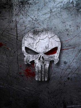 Punisher Skull HD Mobile Wallpaper Preview