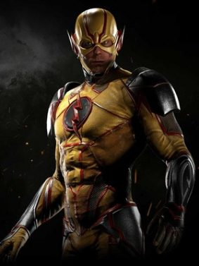 Reverse Flash In Injustice 2 HD Mobile Wallpaper Preview