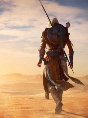Assassins Creed Origins Hot Desert HD Mobile Wallpaper Preview