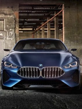 BMW Concept 8 Series HD Mobile Wallpaper Preview