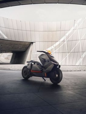 BMW Motorrad Concept HD Mobile Wallpaper Preview