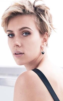 Scarlett Johansson New Look 2017 HD Mobile Wallpaper Preview