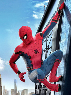 Download Spider Man Homecoming New Poster 2017 Free Pure 4K