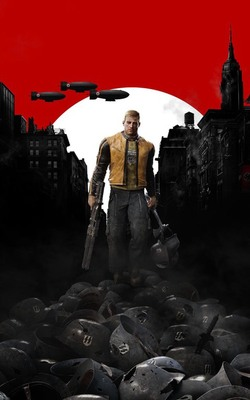 Wolfenstein 2 The New Colossus HD Mobile Wallpaper Preview