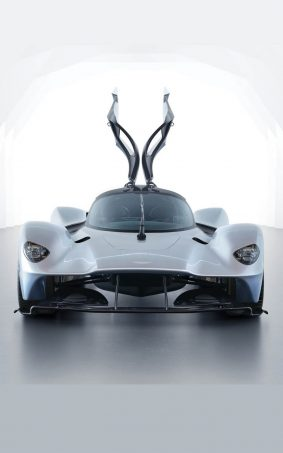 Aston Martin Valkyrie 2018 HD Mobile Wallpaper