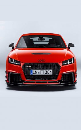 Audi TT RS Coupe HD Mobile Wallpaper