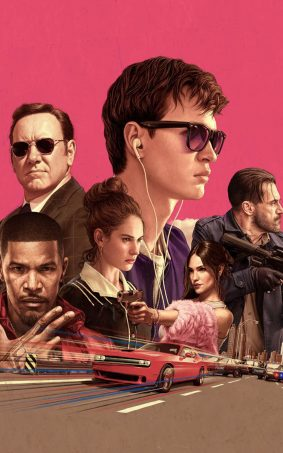 Baby Driver 2017 HD Mobile Wallpaper