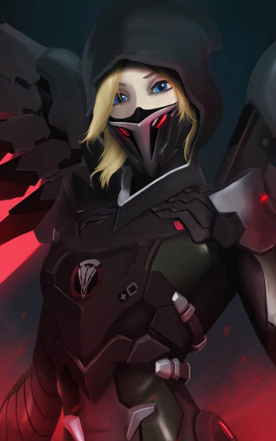 Blackwatch Mercy Overwatch Download Free 100 Pure Hd Quality Mobile Wallpaper