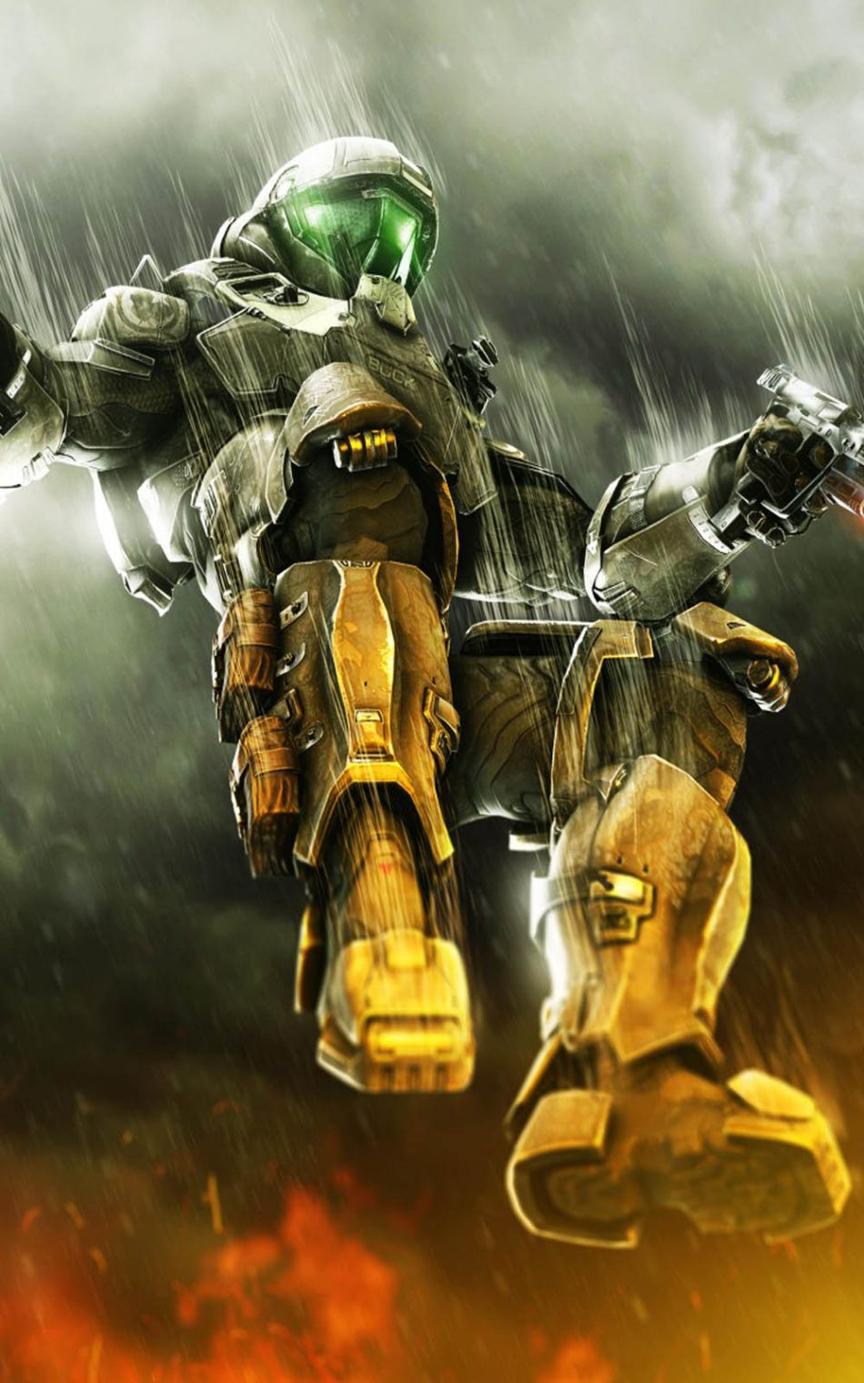 Download Halo 3 Game 2017 Free Pure 4k Ultra Hd Mobile Wallpaper