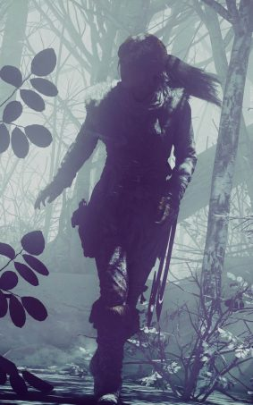 Lara Croft In Rise of the Tomb Raider HD Mobile Wallpaper