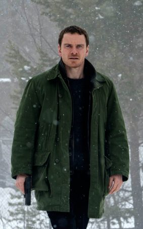 Michael Fassbender In The Snowman 2017 HD Mobile Wallpaper