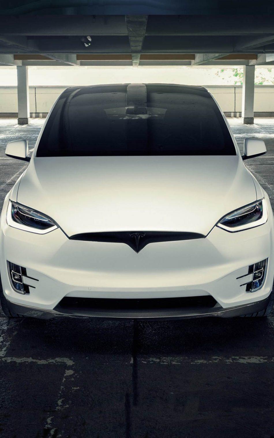 Download novitec tesla model x 2017 free pure 4k ultra hd mobile wallpaper - Tesla wallpaper android ...