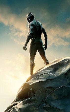 Black Panther 2018 Movie HD Mobile Wallpaper