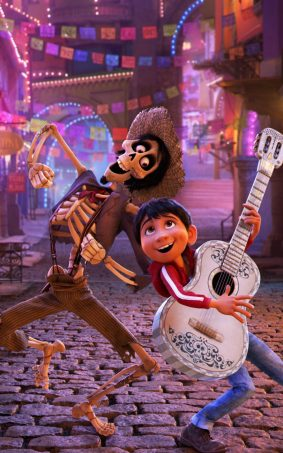 Coco Animation Movie 2017 HD Mobile Wallpaper