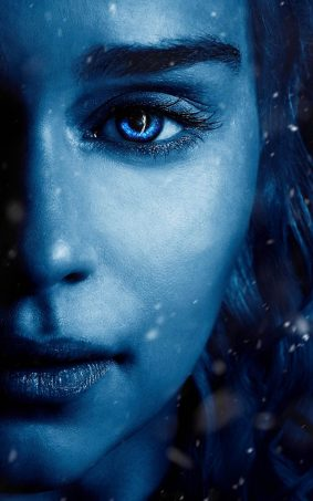 Daenerys Targaryen In Game Of Thrones Season 7 HD Mobile Wallpaper