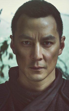 Daniel Wu Into The Badlands HD Mobile Wallpaper