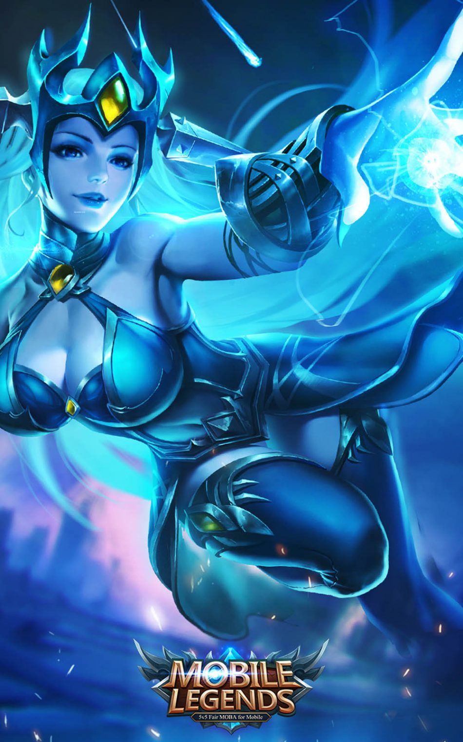 Download Eudora Mobile Legends Hero Free Pure 4k Ultra Hd