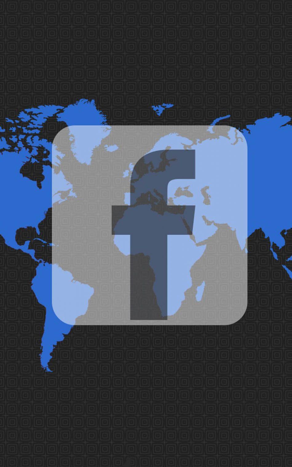 Facebook Logo HD Mobile Wallpaper