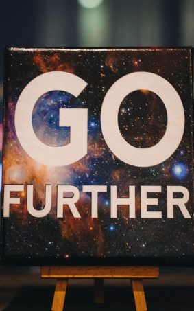 Go Further HD Mobile Wallpaper