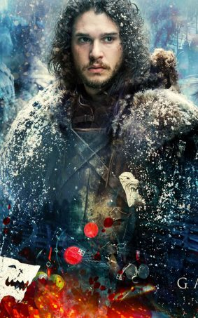 Jon Snow In Game Of Thrones S7 HD Mobile Wallpaper