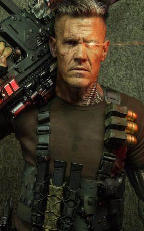 Josh Brolin In Deadpool 2 HD Mobile Wallpaper