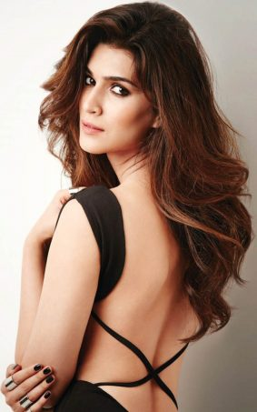 Kriti Sanon Hot Photoshoot HD Mobile Wallpaper