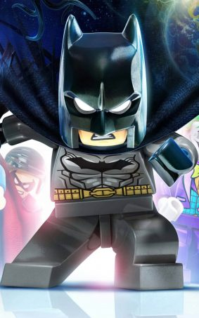 Lego Batman 3 Beyond Gotham 2017 HD Mobile Wallpaper