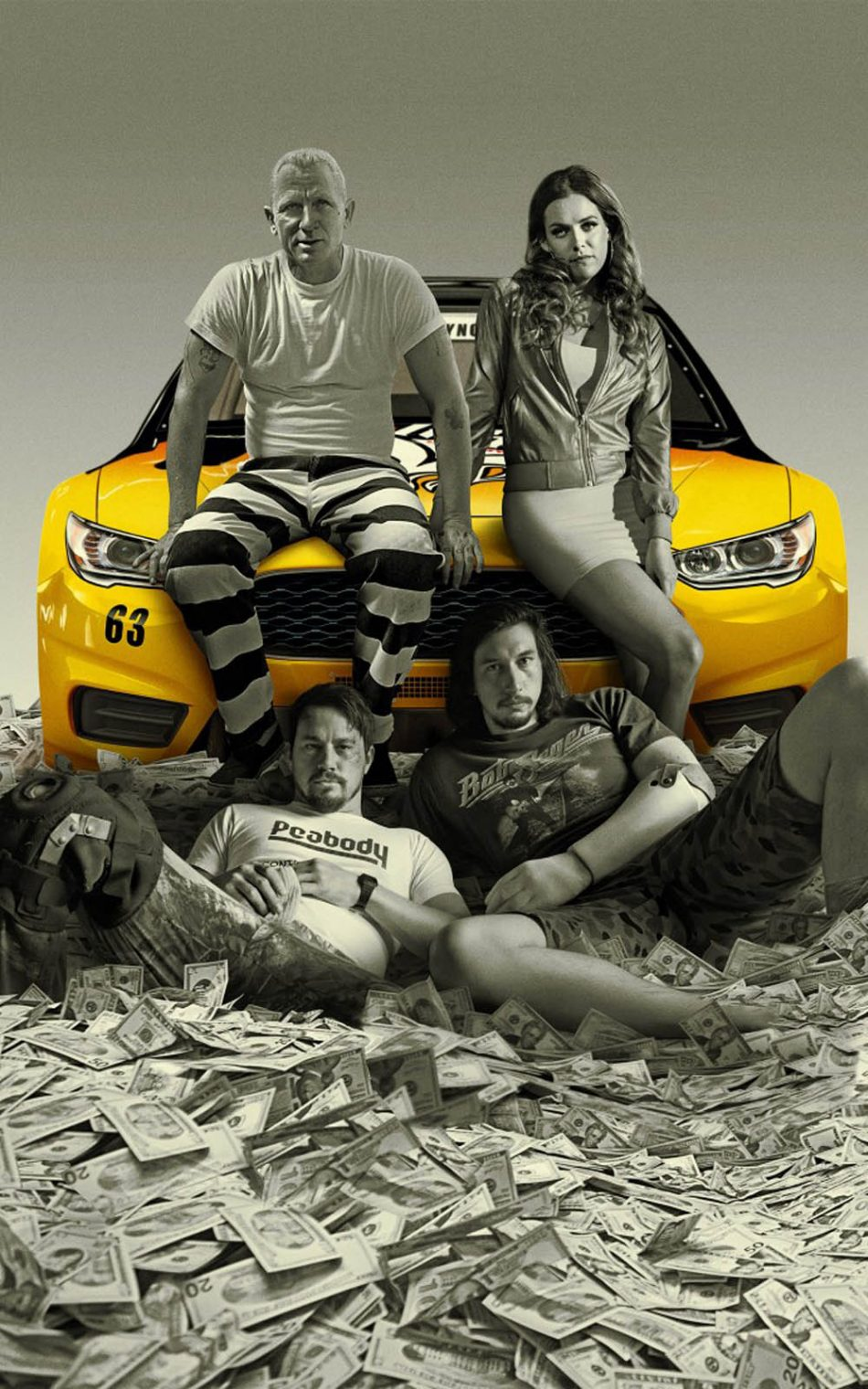logan lucky 2017 movie - download free 100% pure hd quality mobile